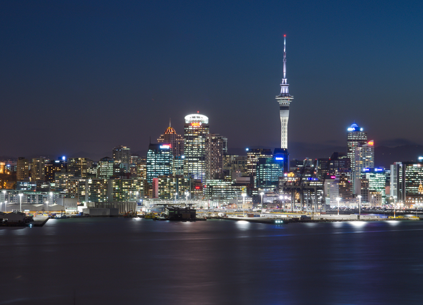 Auckland covid