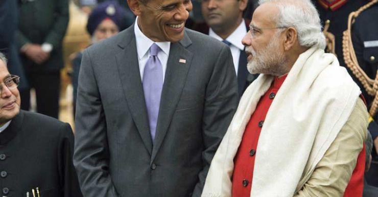 Barack Obama Narendra Modi