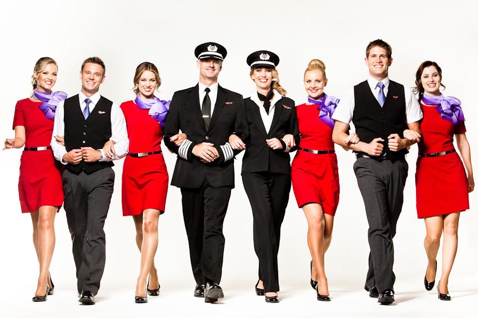 Image result for Virgin Australia cabin crew uniform new