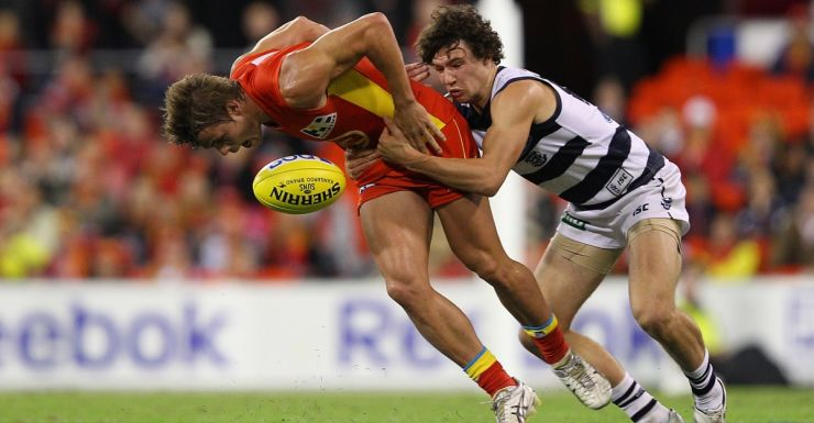 It's been 1384 days since Cowan has had a kick in the seniors.