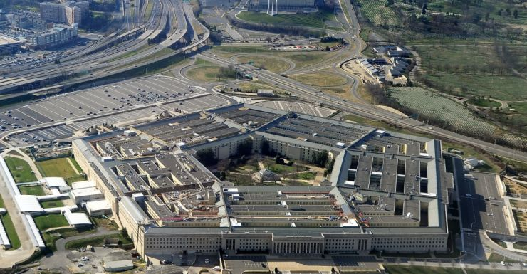 A Pentagon spokesman said the US was tracking the aid ship.