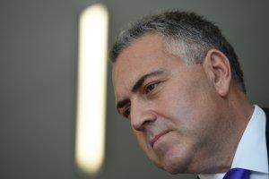 Treasurer Joe Hockey has brushed off criticism., budget 2015.