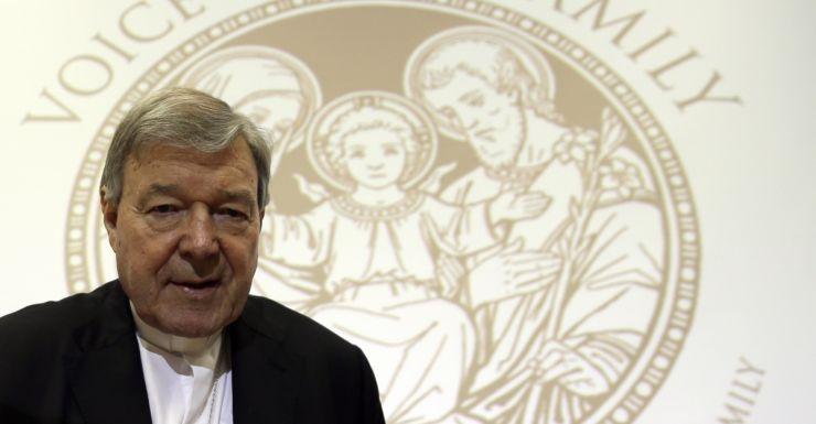 Cardinal Pell denies he tried to bribe nephew of a paedophile priest.