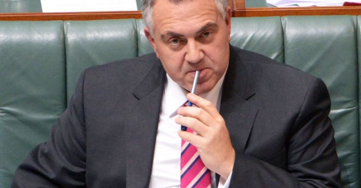 The Treasurer says there won't be an iron ore inquiry.