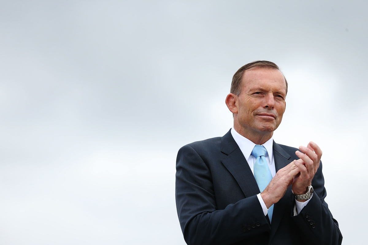 The Abbott Government has drawn level with Labor Fairfax-Ipsos poll