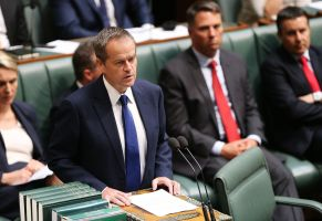 Bill Shorten's Labor Party holds a strong lead.