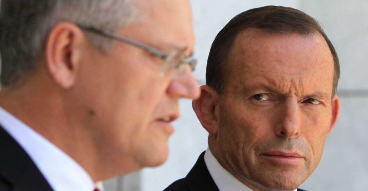 Tony Abbott says Labor's claims are false.