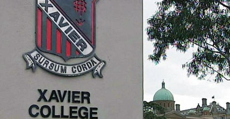 Xavier College principal reveals extent of decades old abuse cases against students.