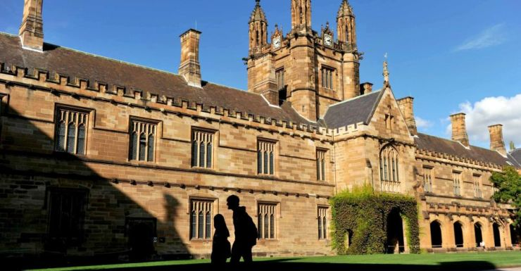 The University of Sydney has defended the partnership with Blackmores.