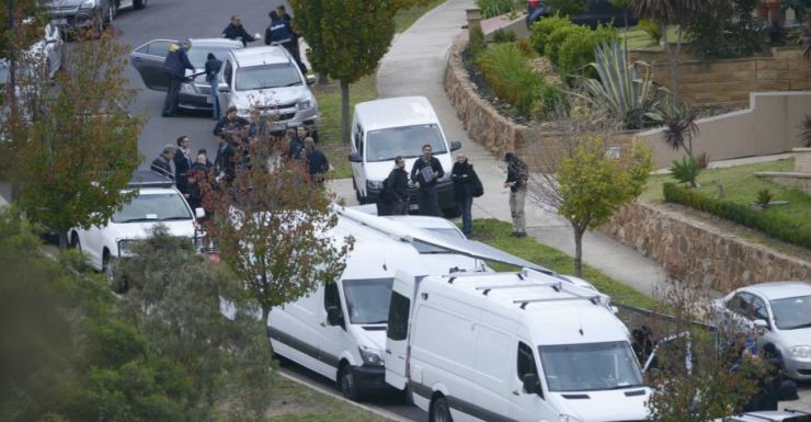 Police will allege they found three improvised explosive devices at the boy's home.