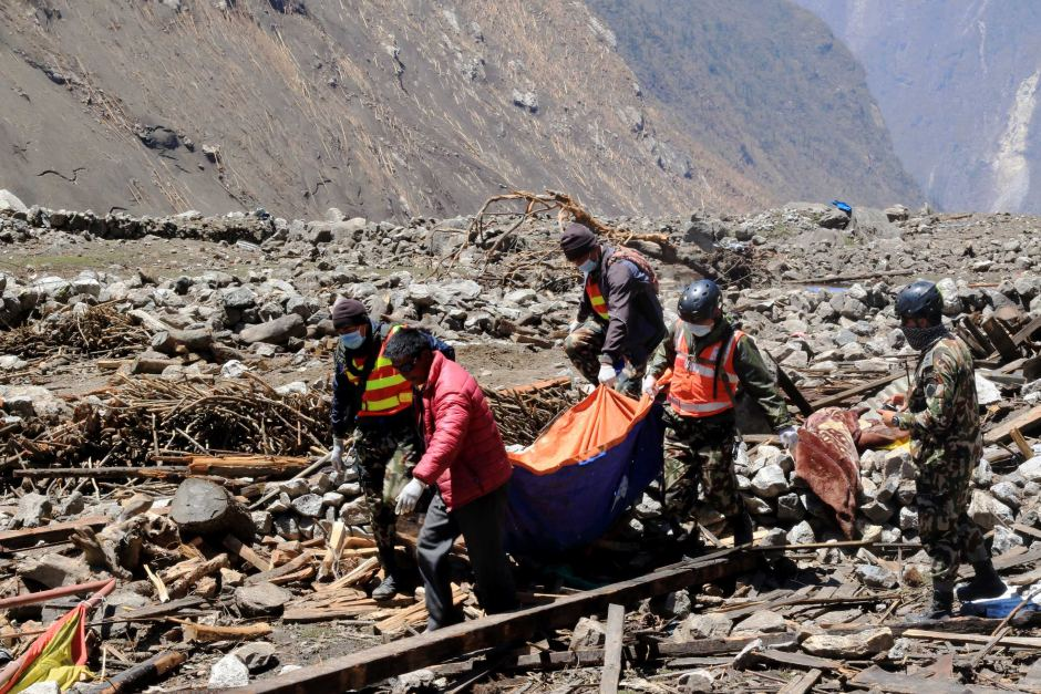 nepal earthquake australian funding boost