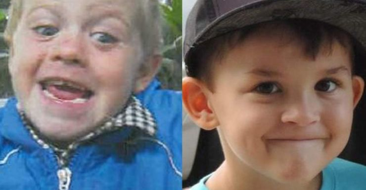 Timmy Jack Carter (L) and Nicholas Baxter have been found.