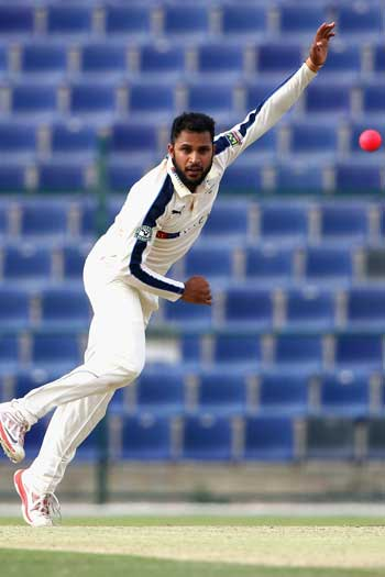 Nasser Hussain was critical of the decision not to hand leg-spinner Adil Rashid a debut. Photo: Getty