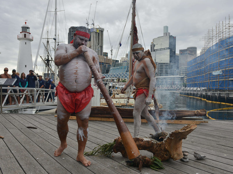 Indigenous super smokes.
