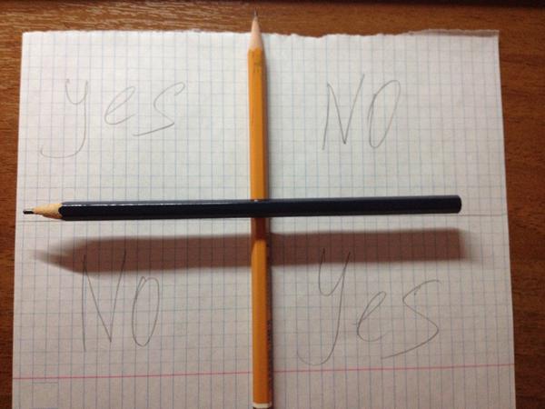 CharlieCharlieChallenge is sweeping the Twitter-verse.
