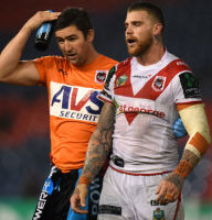 Players are usually not allowed back on-field after a concussion but for how long?