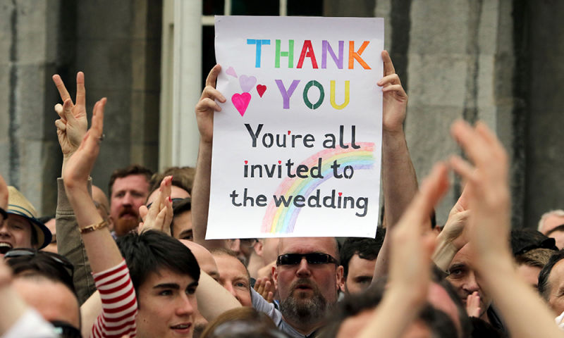 IrelandGayMarriage