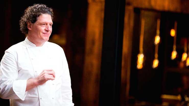 British chef Marco Pierre White is