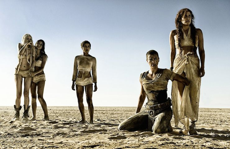 Furiosa (Charlize Theron) and 'The Wives' are the real protagonists of the action film.