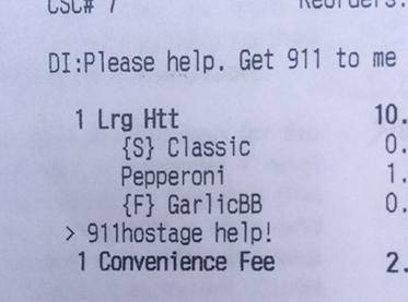 """""""911hostage help!"""""""