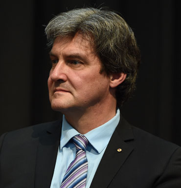 Marriage equality campaigner Rodney Croome was a 2015 Australian of the Year finalist. Photo: AAP