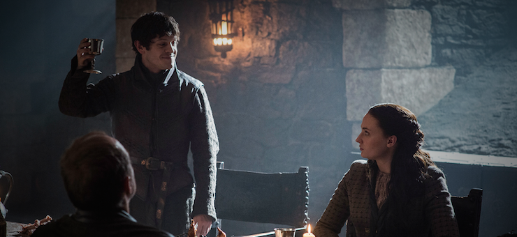 Ramsey Bolton is unchanged by his impending nuptials.