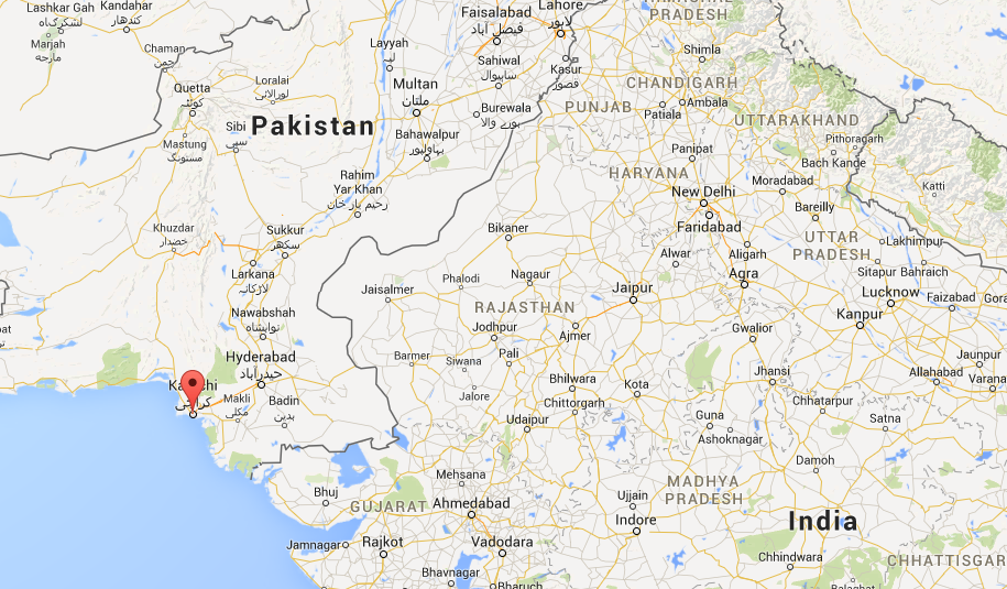 Forty killed in bus attack in Karachi, Pakistan.