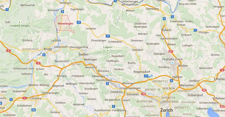 shooting spree Wuerenlingen, switzerland
