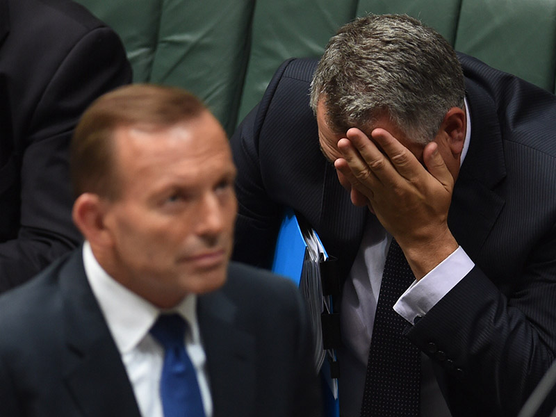 AAP, Abbott, Hockey