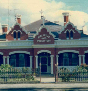 In 1971 all male teachers and the chaplain at the St Alipius primary school were molesting children.