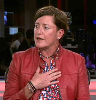 Christine Forster said Australia needed to move forward on gay marriage.