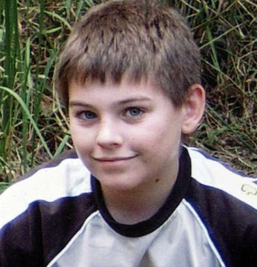 Daniel Morcombe was murdered in 2003.