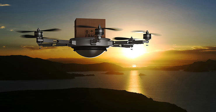 War Machines To Pizza The Evolution Of Drones