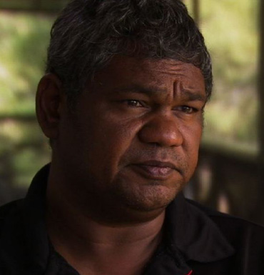 Anthony Watson, chairman of the Kimberley Land Council, remote hope four corners.