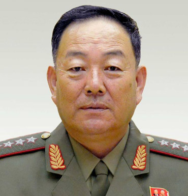 Hyon Yong-Chol was reportedly executed last month, shortly after a visit to Russia.