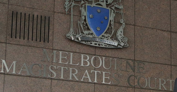 Melbourne Magistrates' Court