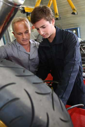 $6 billion will be spent on training for apprentices and vocational students. Photo: Shutterstock