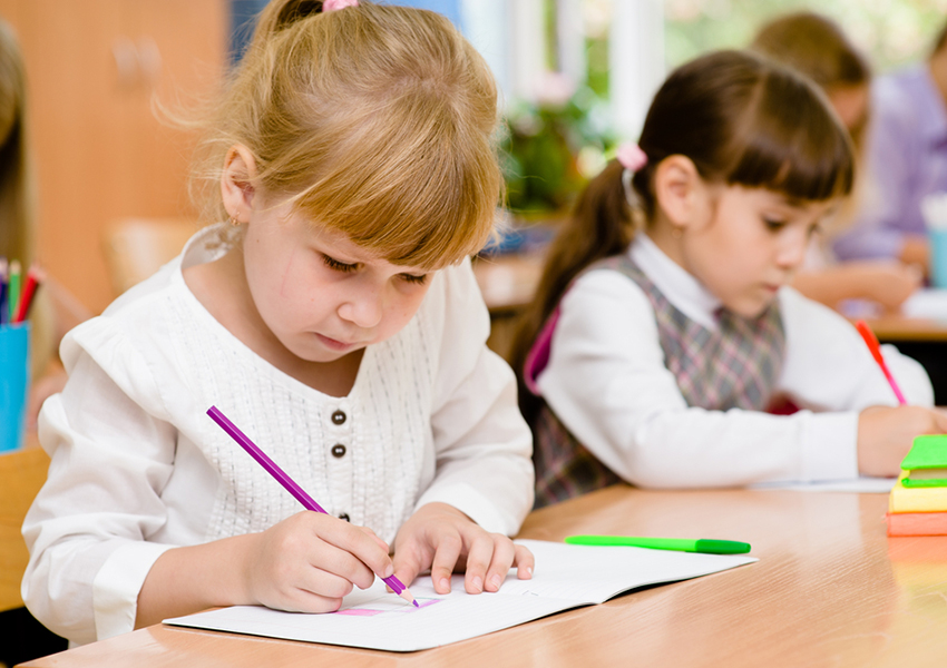 One in ten children were given one of the top ten names last year. Photo: Shutterstock.