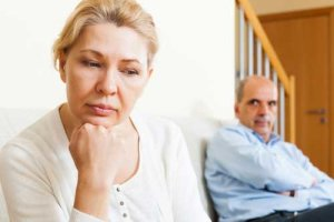 This couple are disappointed with the cessation of
