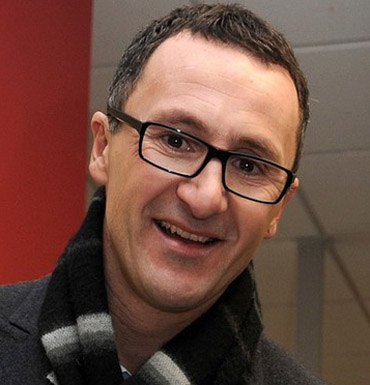 Greens health spokesperson Richard Di Natale is the new leader.