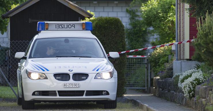switzerland fatal shooting, Wuerenlingen