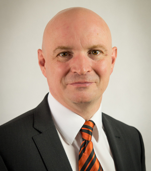 Dundee United chairman Stephen Thompson. Photo: DUFC.co