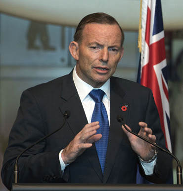 Mr Abbott said the measures would lead to 240,000 families increasing their hours in paid employment.