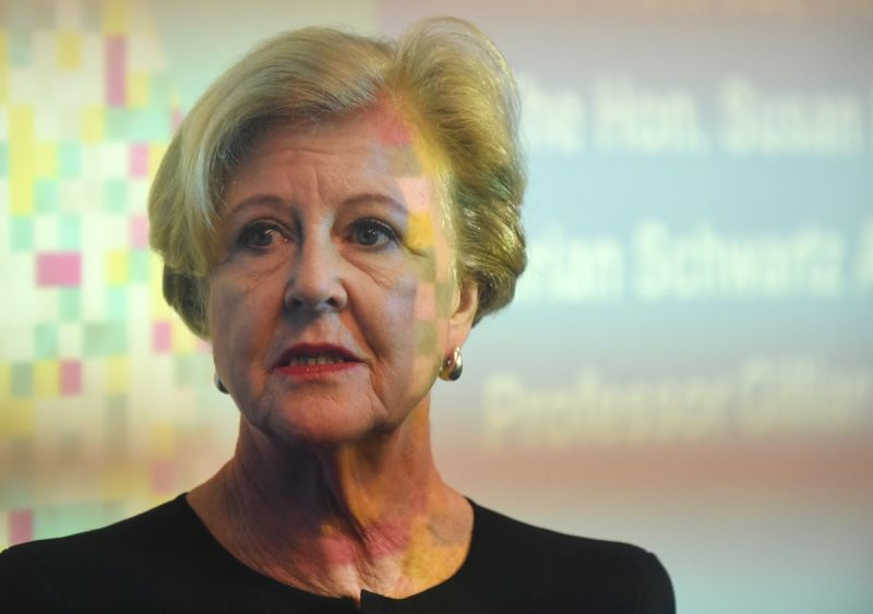 Proff Triggs isn't going anywhere.