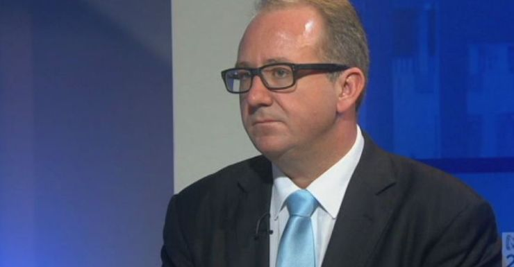 Labor MP David Feeney who forgot to declare his $2.31 million home.