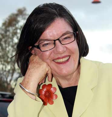 Ms McGowan stunned Australia by defeating Ms Mirabella at the 2013 Federal election. AAP