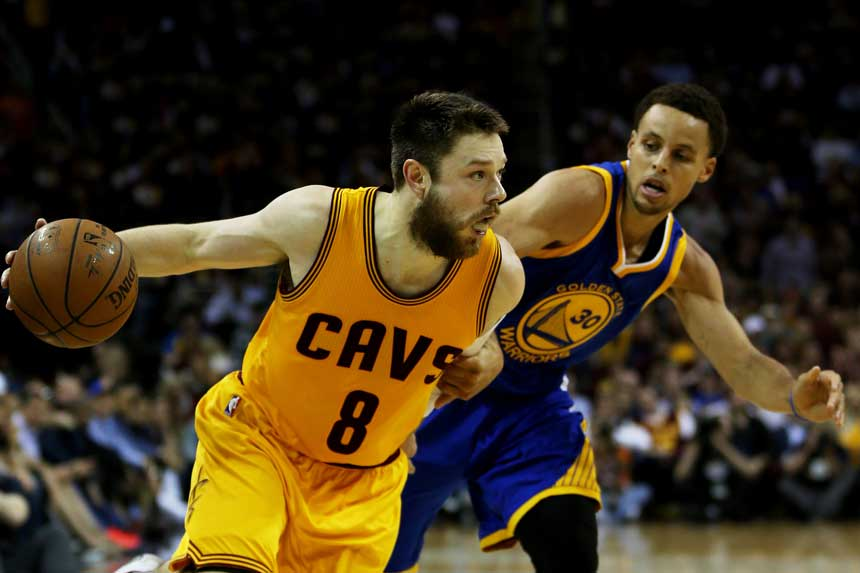 Matthew Dellavedova: change of clubs
