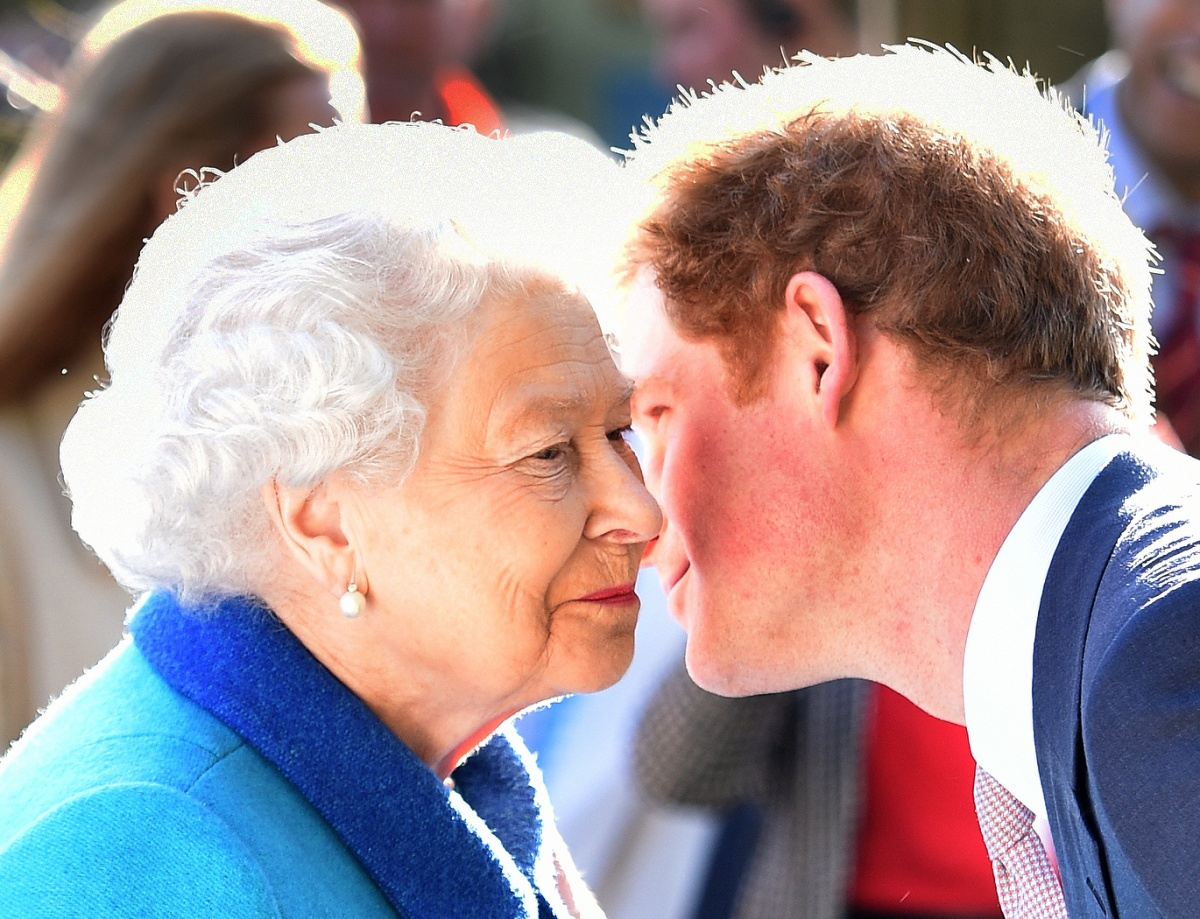 Prince Harry has been knighted for services to the British monarchy.