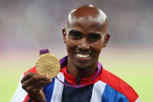 British long distance Olympic gold medallist Mo Farah says he'll be affected by the ban. Photo: Getty