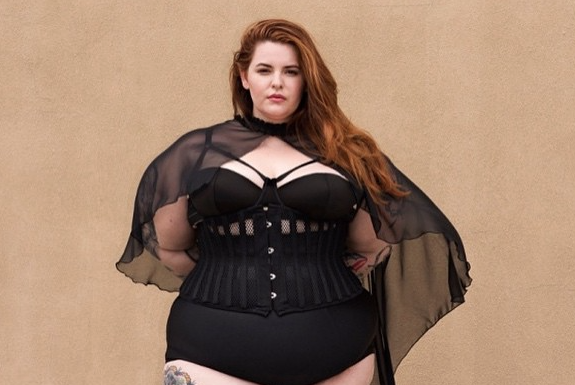 Tess Holliday is breaking traditional modelling barriers. Instagram